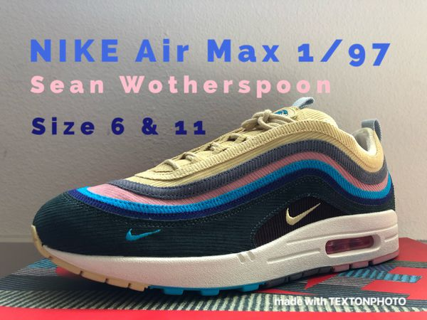 Nike For Sale 6amp; Brand In Wotherspoon Offerup 11 ClaraCa Sean 197 Size Max Air New Santa fg67yYbv