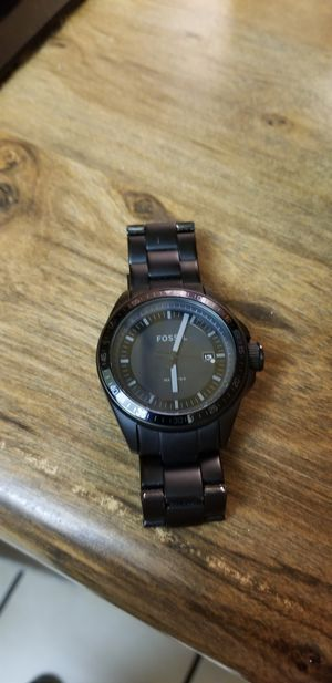 Photo Fossil watch