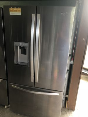 Refrigerator whirlpool nuevo $$$$700 entrega gratis for Sale in Dallas, TX