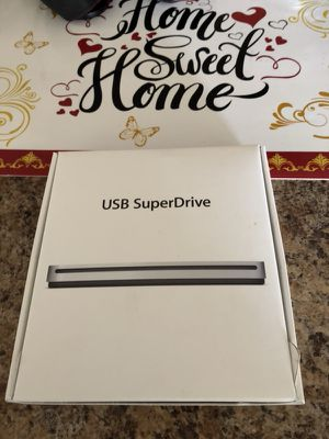 Apple USB SuperDrive for sale  Fayetteville, AR