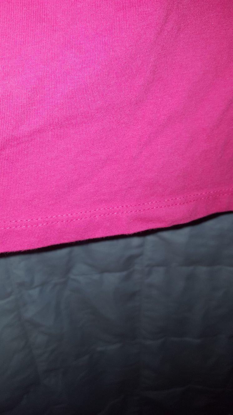 Size 5 girls long sleave crochet design shirt