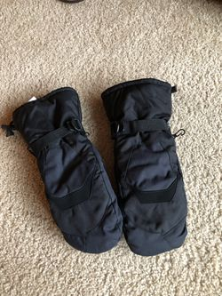Snow mittens. Large. Thumbnail
