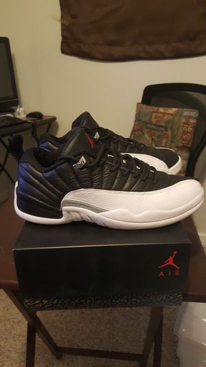 "Jordan 12 Low ""Playoff"" Sz 10 for Sale in Rockville, MD"