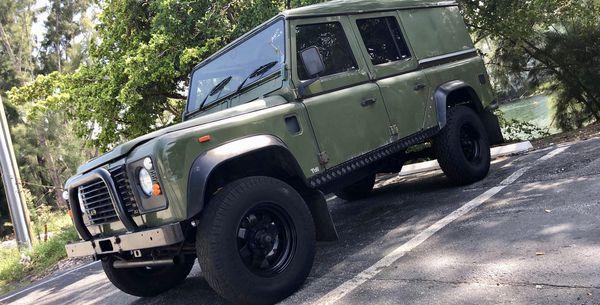 land rover (cars & trucks) in aventura, fl - offerup