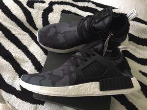 efaa007ec Adidas NMD XR1 Men s Size 10.5 Black Camo for Sale in Cerritos