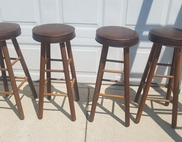 For Vintage 30 Inch High Bar Stools For Sale In Park Ridge Il Offerup