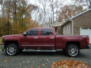 2014 Chevrolet Silverado LZT for Sale in Harwood, MD