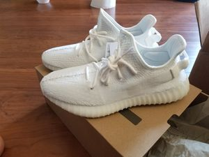 Yeezy Boost Size 10 - 350 v2 Triple White for Sale in McLean, VA