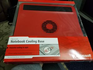 Notebook cooling base for Sale in Lynnwood, WA