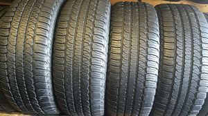 four bright new set of Goodyear tires for sale 245/65/17 for Sale in Washington, DC