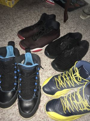 Jordan's for sale. CHEAP! for Sale in Apex, NC