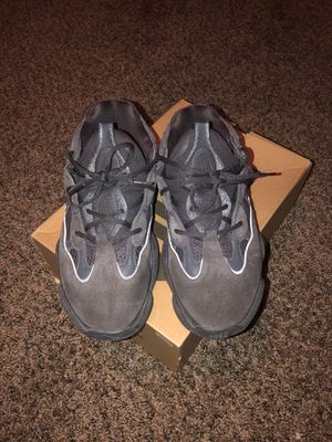Yeezy 500 Utility Black for Sale in Oxon Hill, MD