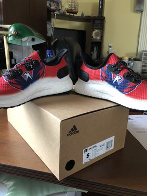 Adidas Washington Capitals Sneaker size 8 Brand New for Sale in Springfield, VA