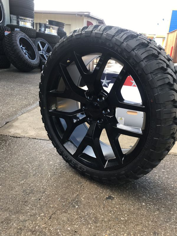 24 Inch Tires Mud 33 12 50 24 35 12 50 24 2 Years Warranty For Sale In Grand Prairie Tx Offerup