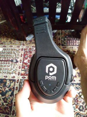 Pom gear headphones for Sale in WA, US