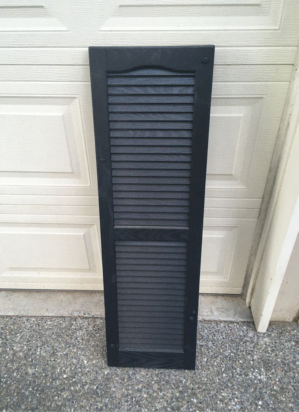 House Shutters For Sale In Maple Valley Wa Offerup