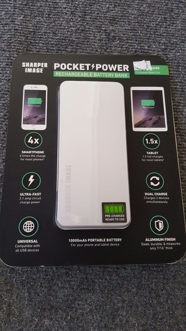 Belkin Pocket Power 10000mah Durable Ultra Slim Portable Charger