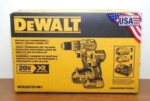 Dewalt dck287d1m1 NEW for Sale in Chantilly, VA