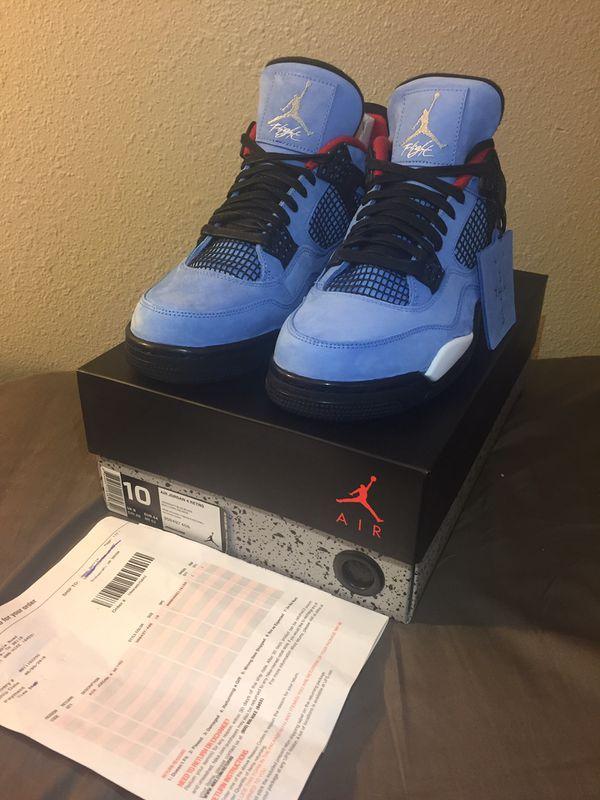 a9a894a0ab89 Air Jordan 3 x Travis Scott Size 10 for Sale in Seattle