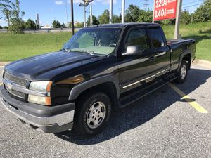2003 CHEVY SILVERADO 1500 z71 for Sale in Baltimore, MD