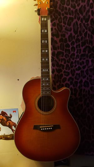 Ibanez AE series guitar Model# AEF30E-0S-0P-01 for Sale in Rome, GA