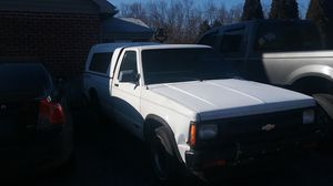 1991 Chevy S10 pickup- good work truck ready to go. for Sale in Hyattsville, MD