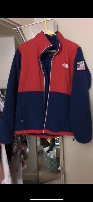 North face zip up for Sale in Fairfax, VA
