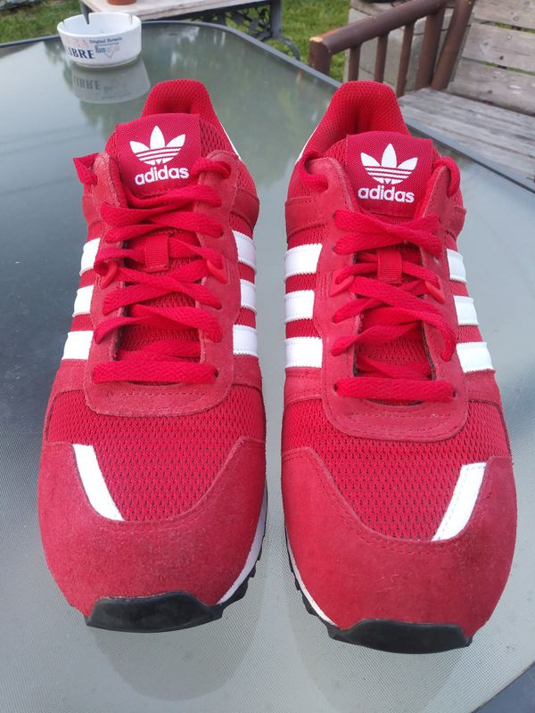 412ffdef302fe SHOES ADIDAS ZX 700 Mens Trainers size 10 S76177 red shoes kicks sneakers