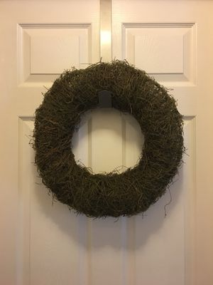 Moss covered wreath for Sale in Gig Harbor, WA