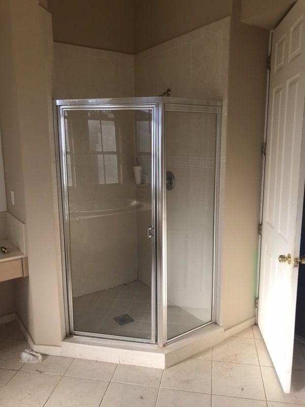 Glass Shower Enclosure for Sale in Wellington, FL - OfferUp