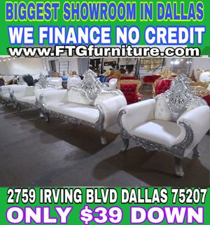 Sofa couch chair set for Sale in Plano, TX