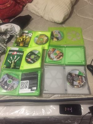 Xbox 1 games for Sale in Oxon Hill, MD
