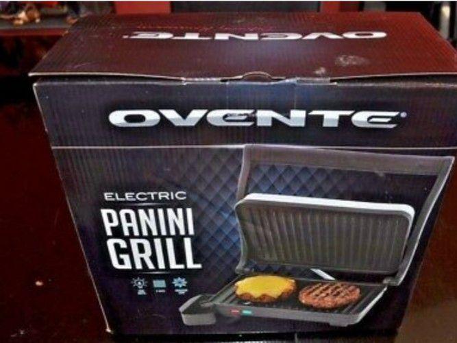 Ovente electric panini grill