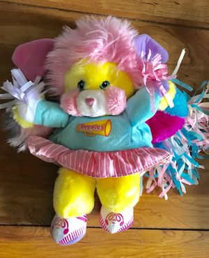Popples™️ The Cheerleader 1987 vintage for Sale in Mesa, AZ
