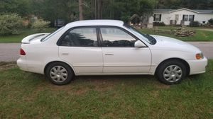 2002 Toyota corolla for Sale in Cary, NC