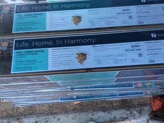 Harmonics Laminate Flooring Mill Creek, Harmonics Mill Creek Maple Laminate Flooring