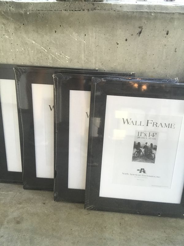 11 x 14 picture frames - 4 of them for Sale in Seattle, WA - OfferUp