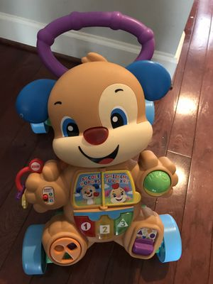 Fisher Price kids walker and play toy for Sale in Arlington, VA