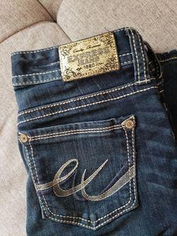 Express Bootcut Jeans Thumbnail