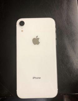 White IPhone XR (64 GB) T-Mobile Thumbnail