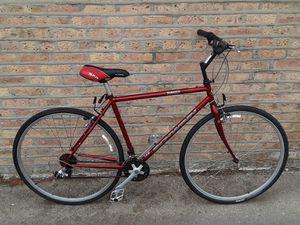 Photo Schwinn range hybrid road bike bicycle 21 speed 54 cm