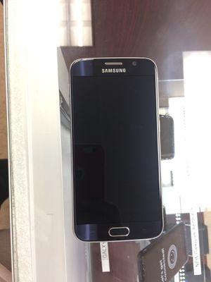 Samsung galaxy s6 blue unlocked for Sale in Richmond, VA