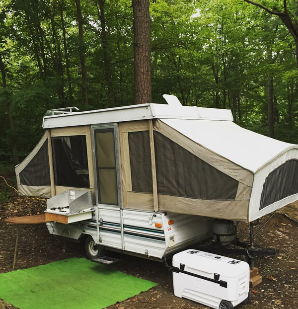 1991 Jayco 806 Deluxe Pop Up Camper For Sale In Durham NC
