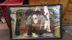 Antique bar mirror from Scotland for Sale in Los Angeles, CA