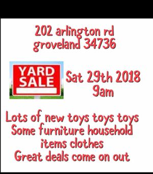 Toys-clothing-dishes-Atv-powerwheels-bedroom sets-ALL NEW!-glasses-purses- for Sale in Groveland, FL