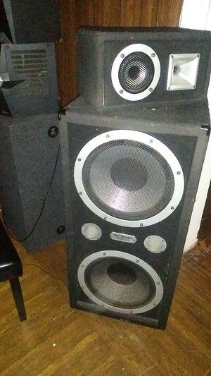 Photo Pro studio 15 inch speakers.2 in each box