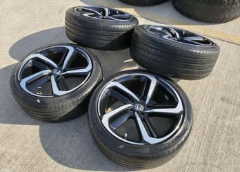HONDA ACCORD SPORT 19 INCHES FOR SALES WHEELS AND TIRES ✅ Thumbnail