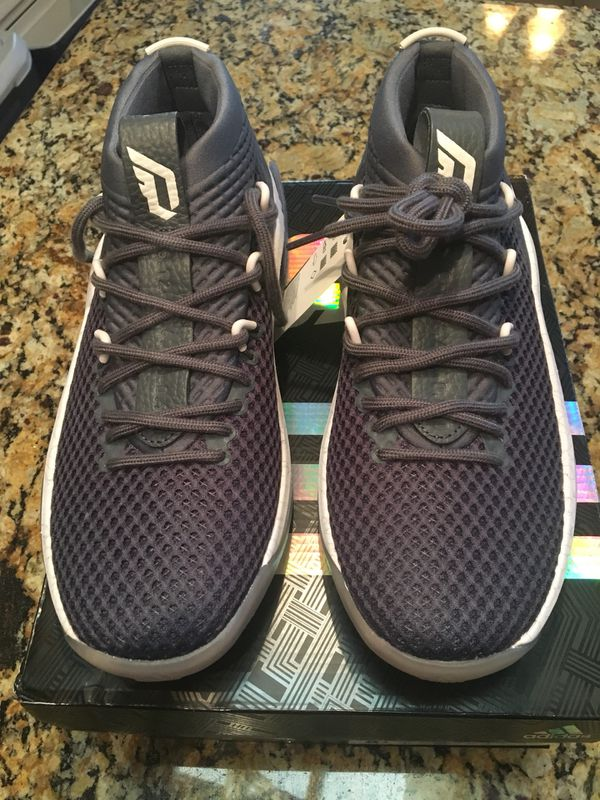 new style 42377 bf708 Adidas Dame 4 Basketball Shoes (new)