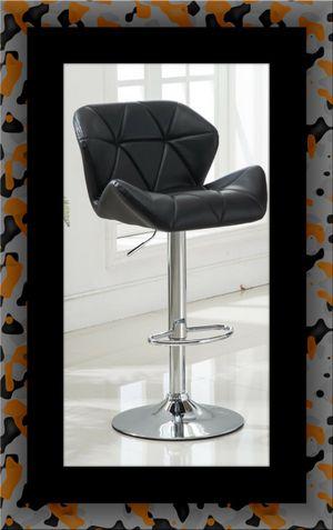 Black bar stool for Sale in Herndon, VA