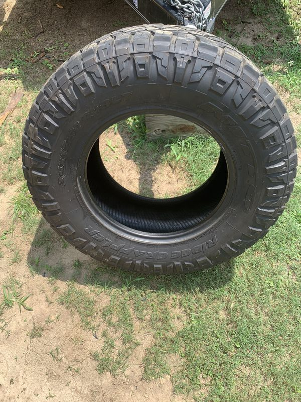 Acura Of Fayetteville >> Full set of Nitto Ridge Grappler 35/12.5/18 for Sale in Fayetteville, NC - OfferUp